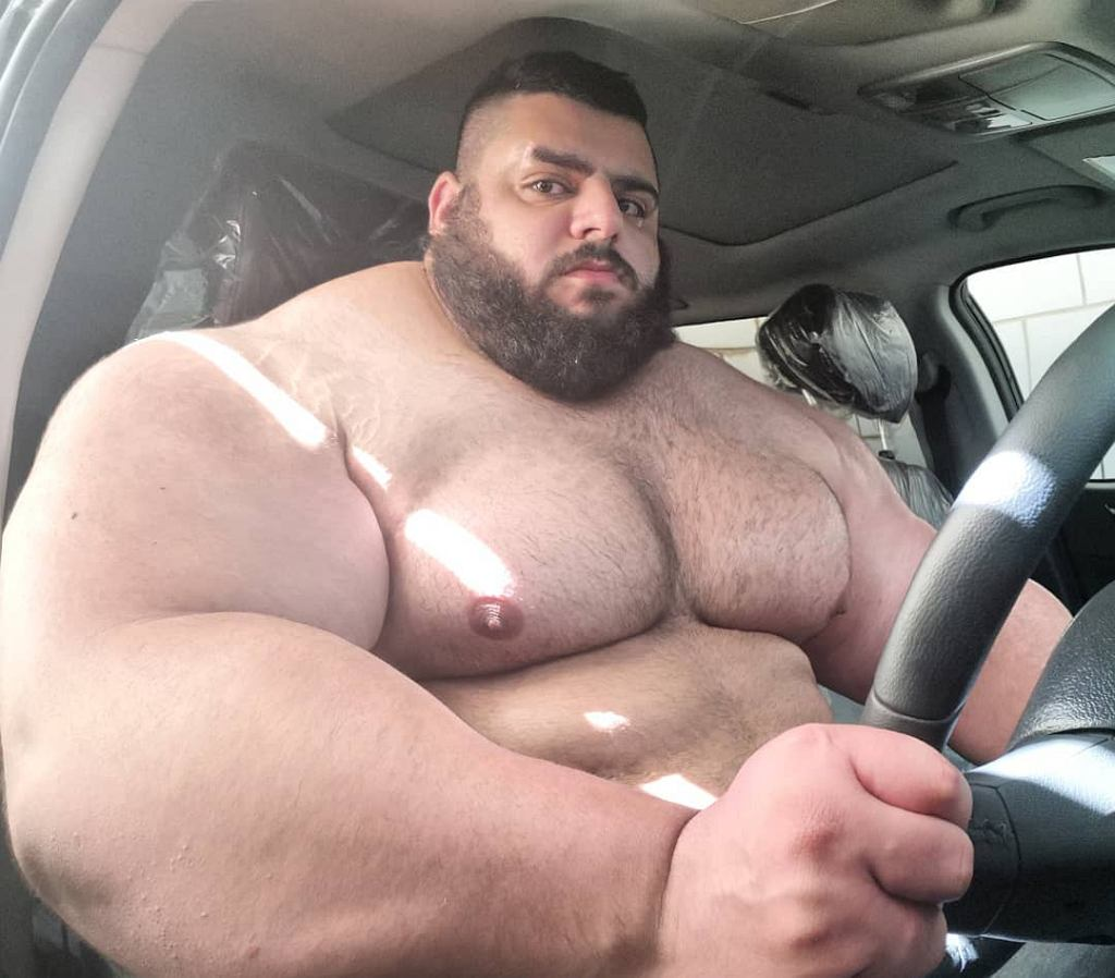 Sajad Gharibi, irański Hulk, zawalczy w MMA