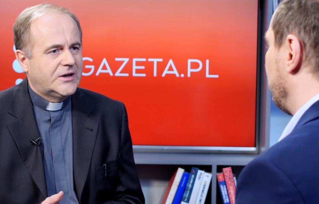 Ksiądz Andrzej Kobyliński w rozmowie Gazeta.pl