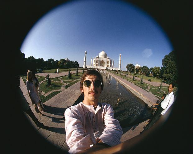 George Harrison Taj Mahal Self- Portrait 1966