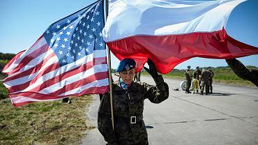 Amerykańska baza wojskowa w Redzikowie.