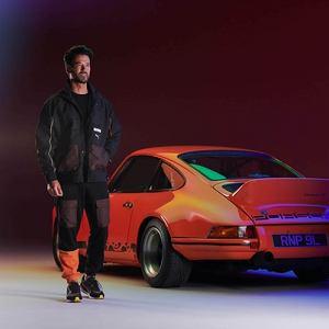 Puma i Porsche