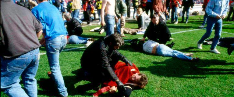 Upadek oznaczał śmierć. Za błędy na Hillsborough życiem zapłaciło 96 osób