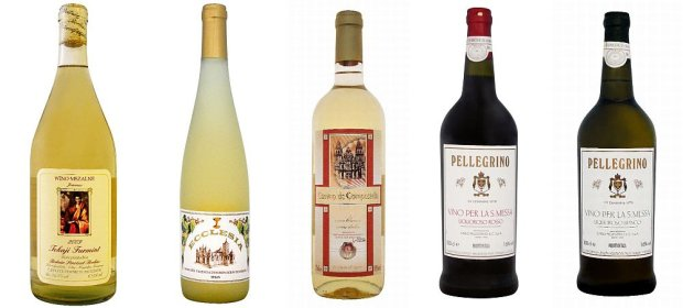 Wino mszalne