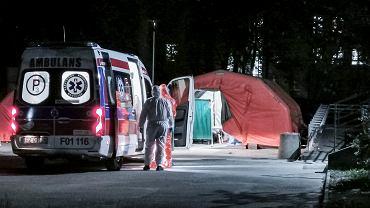 Koronawirus. Sanepid potwierdza śmierć trzech kolejnych osób hospitalizowanych w radomskich szpitalach