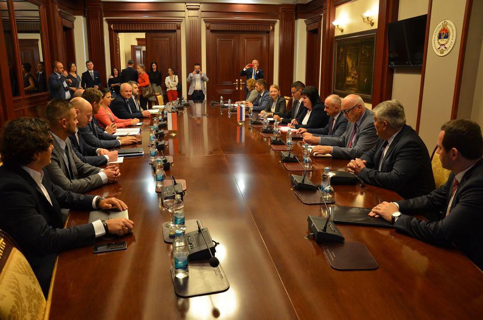 Misja gospodarcza do Bośni i Hercegowiny. Spotkania w Banja Luce