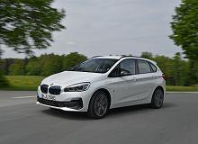 Opinie Moto.pl: BMW serii 2 Active Tourer 225xe iPerformance. Dwie twarze