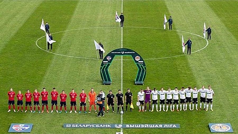 Jako jedyni w Europie nie przerwali rozgrywek piłkarskich. Teraz wykryto koronawirusa u piłkarzy