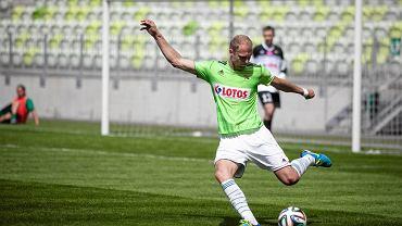 Lechia wygrała 1:0 z Olimpią Grudziądz. Piotr Polczak