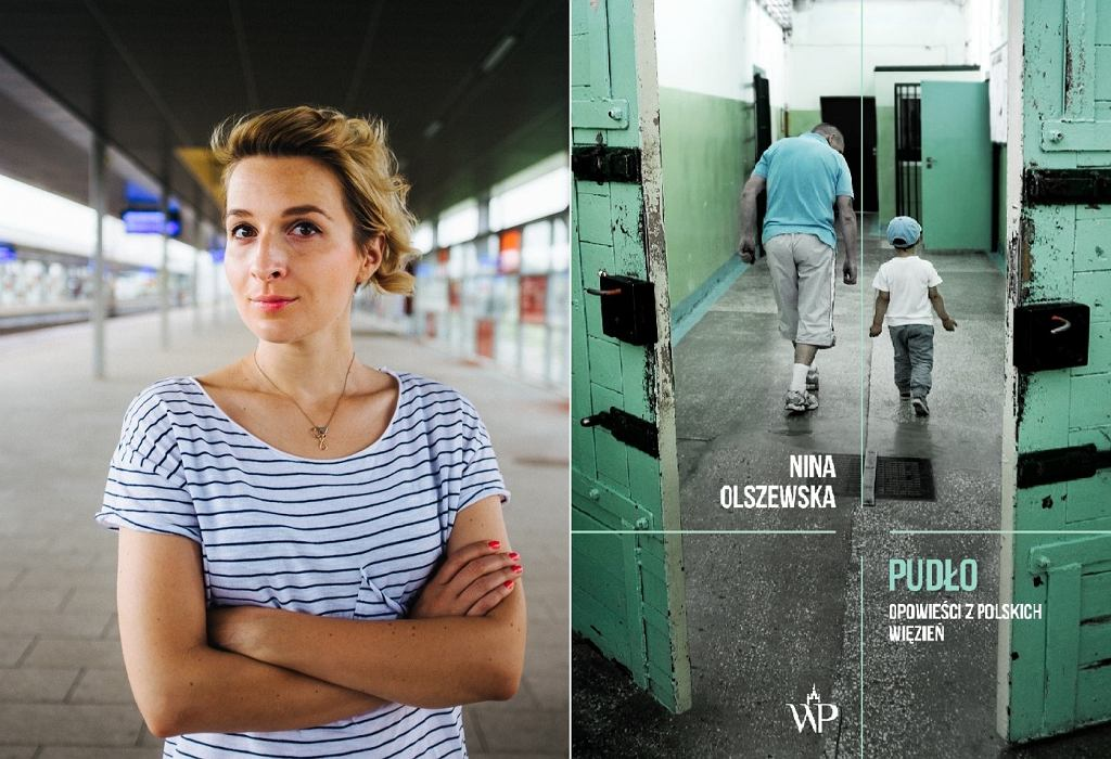 'Pudło. Opowieści z polskich więzień', Wydawnictwo Poznańskie (fot: materiały prasowe)