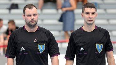 Bartosz Leszczyński (po lewej) i Marcin Piechota