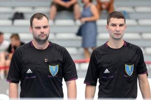 Liga Mistrzów. Płoccy sędziowie pojadą na mecz do Francji