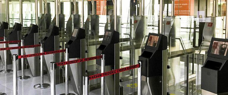 Od dziś odprawa biometryczna na części lotnisk. Największy boeing odprawi się w 12 minut