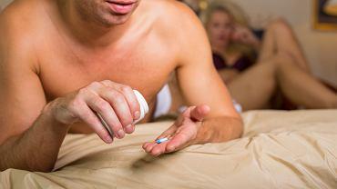 Zaburzenia potencji mogą zdarzyć się każdemu, niezależnie od wieku i stopnia aktywności seksualnej.