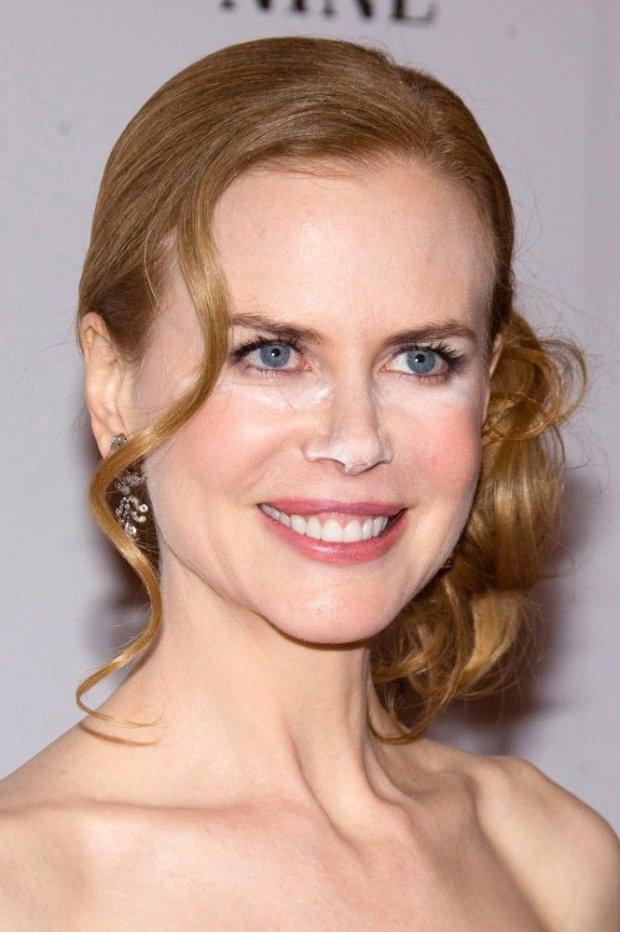 """Nicole Kidman na premierze filmu """"Dziewięć"""" w 2009 w Nowym Jorku"""