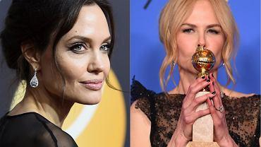 Jolie, Kidman