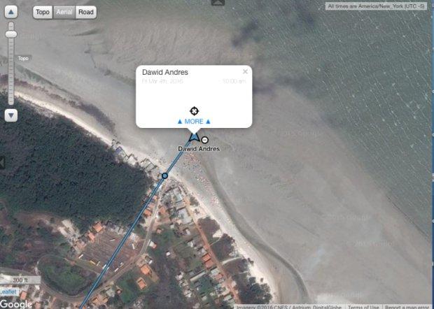Zdjęcie numer 5 w galerii - Rowerem po Amazonce. Skok do Atlantyku!