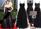 Sukienki na studniówkę jak ze Złotych Globów. Kreacje w stylu Jessiki Biel, Emmy Stone i innych