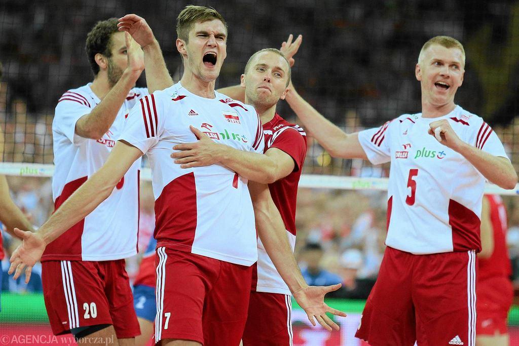 W meczu z Serbią Polacy zagrali fantastycznie