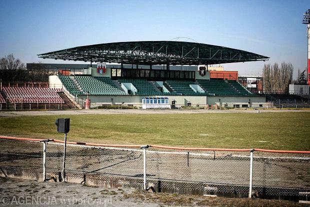 Kto będzie patronem stadionu? Kontrowersje wokół Polonii