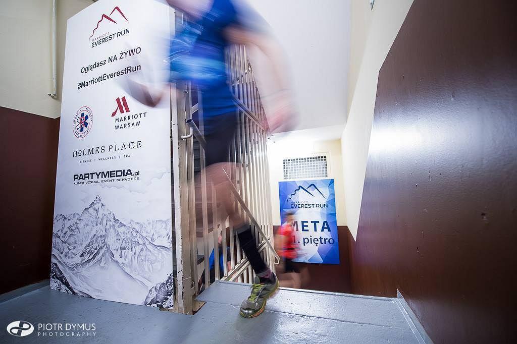 Marriott Everest Run