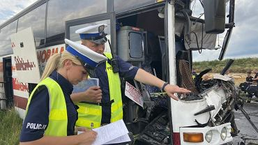 Wypadek w Bogusławicach