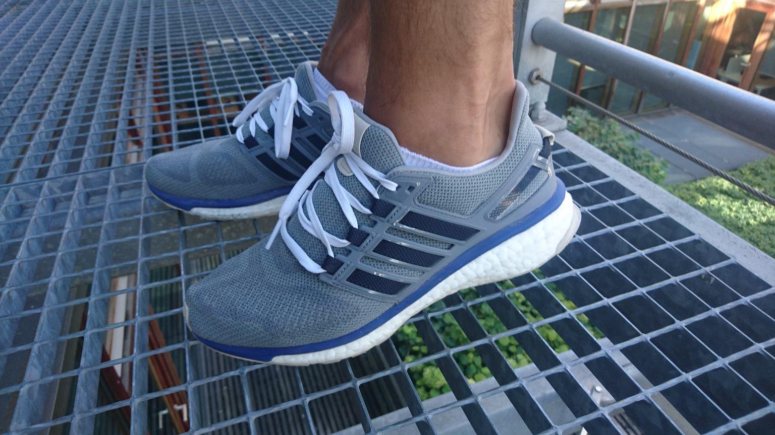 adidas Energy Boost 3 Shoes, czyli Real Madryt wśród