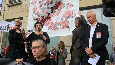 Marsz przeciwko pedofilii w Kościele 'Ręce precz od dzieci'