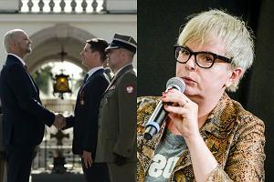 Karolina Korwin Piotrowska, film 'Polityka'