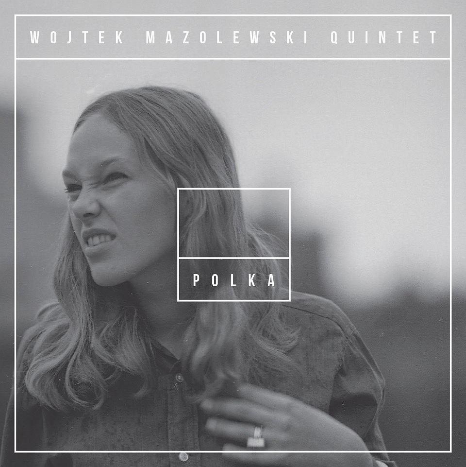 Wojtek Mazolewski, 'Polka', okładka płyty / materiały prasowe