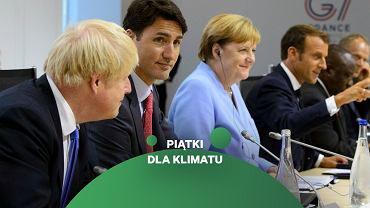 Spotkanie G7 w 2019 roku