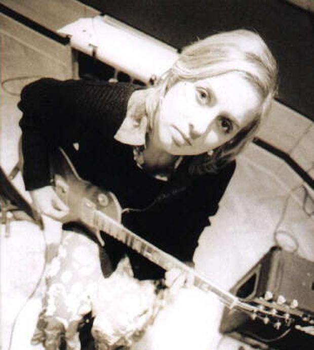 Edyta Bartosiewicz w 1995 roku