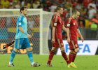 Hiszpania - Chile. Casillas: Wszystko poszło na opak [WYPOWIEDZI]