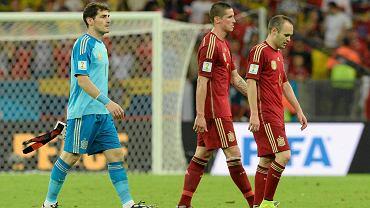 Iker Casillas, Fernando Torres i Andres Iniesta