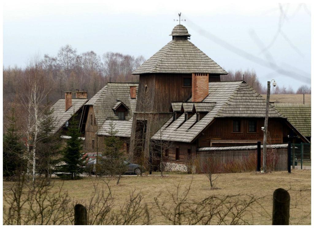 Posiadłość na Mazurach Jerzego Staraka