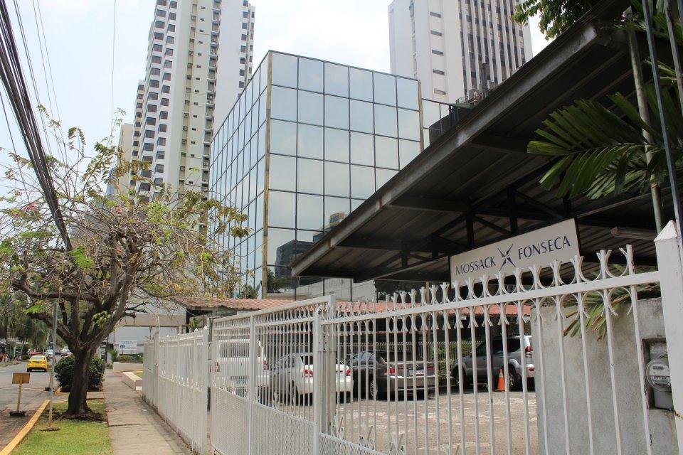 Budynek Mossack Fonseca w Panamie