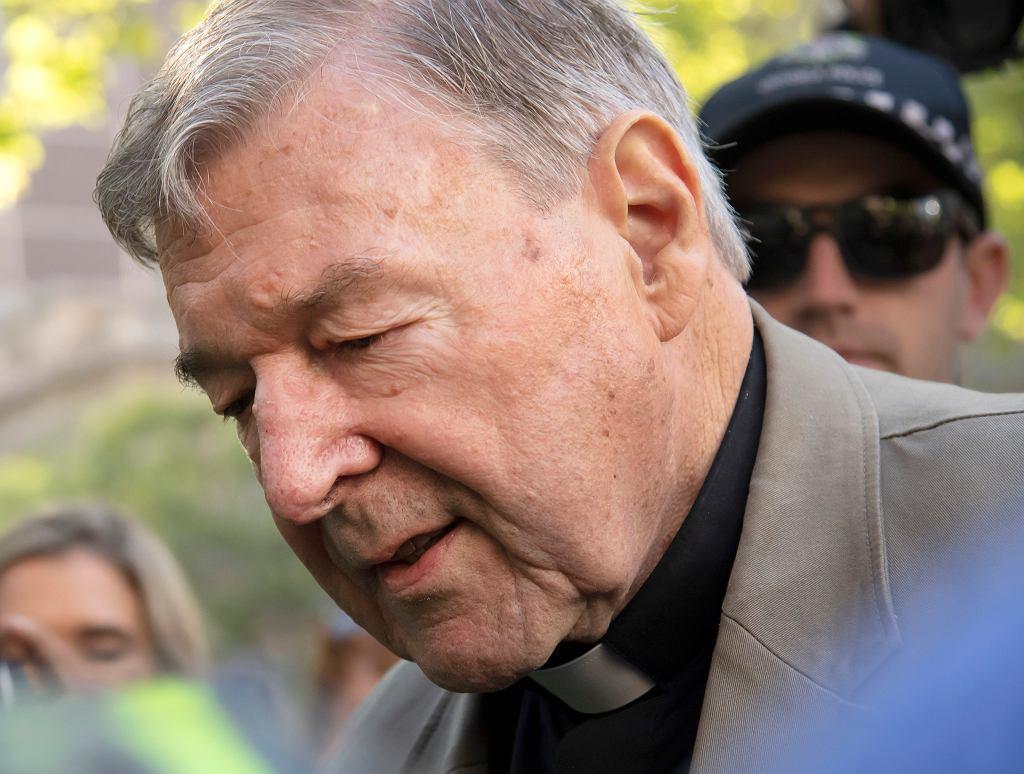 Kardynał George Pell