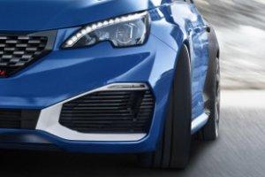 Salon Szanghaj 2015 | Peugeot 308 R Hybrid | 500 KM w kompakcie!