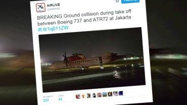 Zniszczony ATR 42
