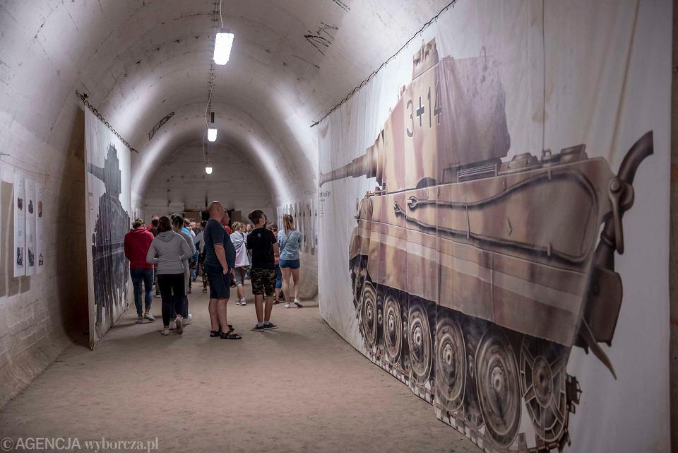 Podziemna trasa turystyczna MRU 'Pętla Boryszyńska'.