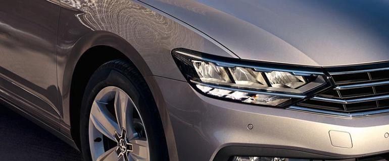 Nadjeżdża nowy Passat! Samochód naszpikowany technologiami nie musi być drogi