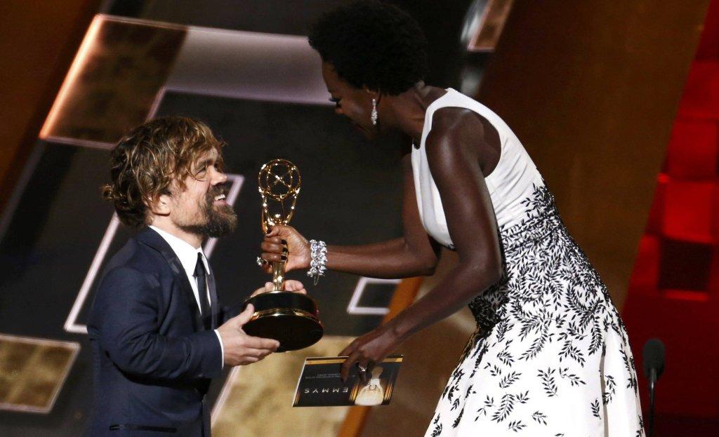 Emmy 2015. Peter Dinklage (