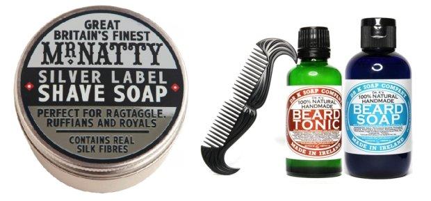 Mydło i szampon