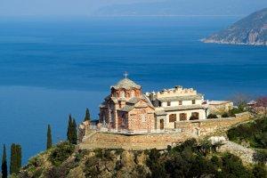 Najdziwniejsze miejsce w Grecji. Athos - klasztor nie dla kobiet