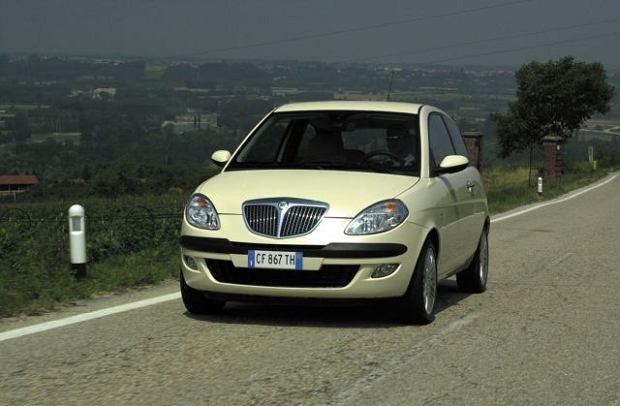 Lancia Y (1985-2011) - opinie Moto.pl