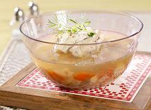 Zupa rybna z pstrąga - ugotuj