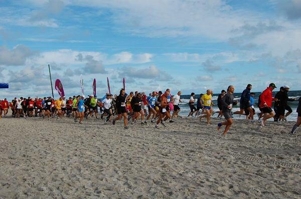 I Bałtycki Maraton Brzegiem Morza