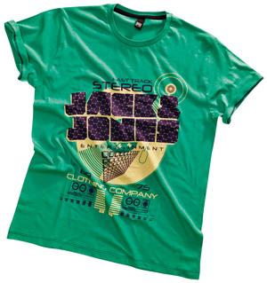 koszulki, T-shirt,Jack & Jones,van Graaf