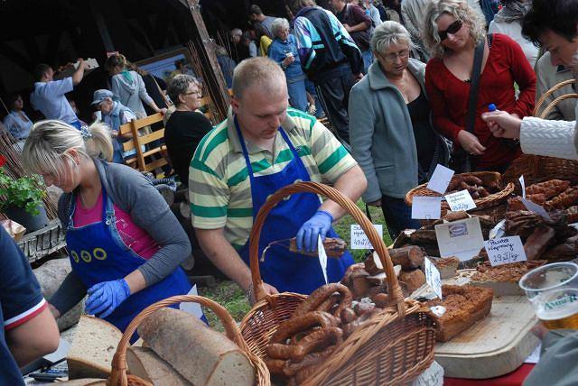 Festiwal Smaku Gruczno 2011