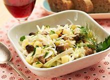 Tradycyjna sałatka kresowa - ugotuj