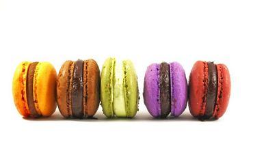 Makaroniki zachwycają różnorodnością smaków i kolorów